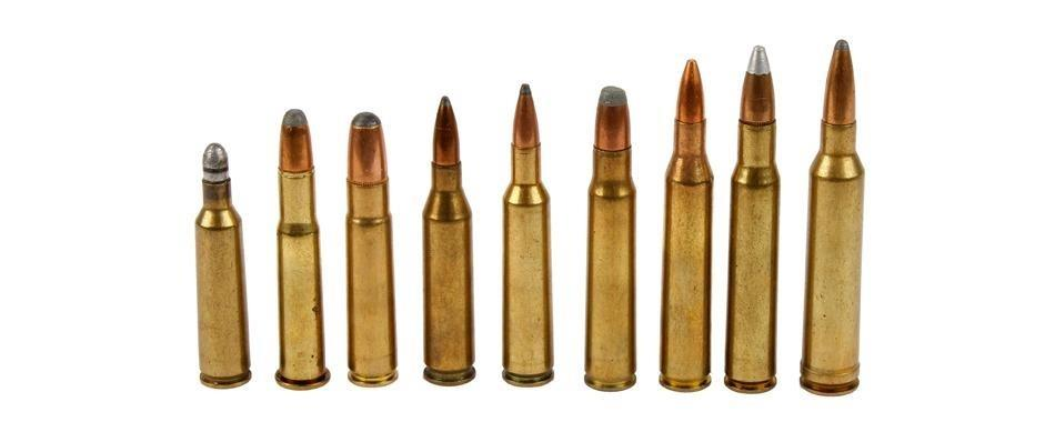 What do the letters mean that follow the numbers on ammunition?