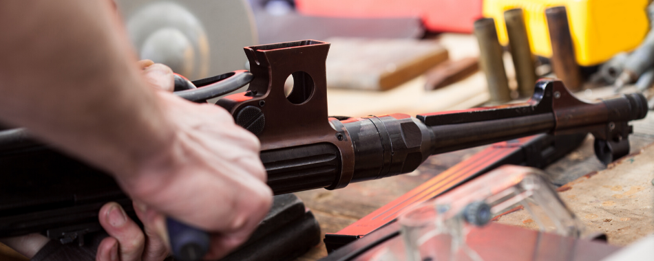 Behind the Scenes at Shack's Gunsmithing
