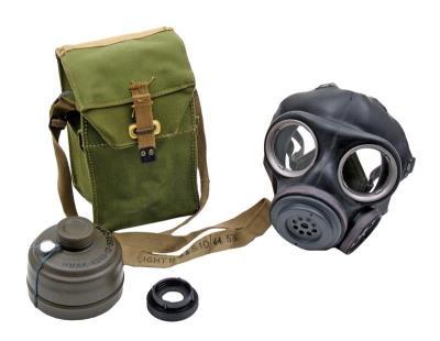 Gas Masks & Accessories