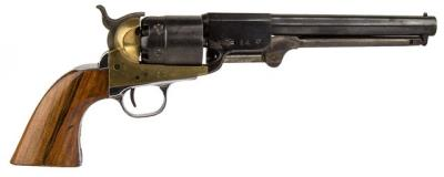 Black Powder Revolvers