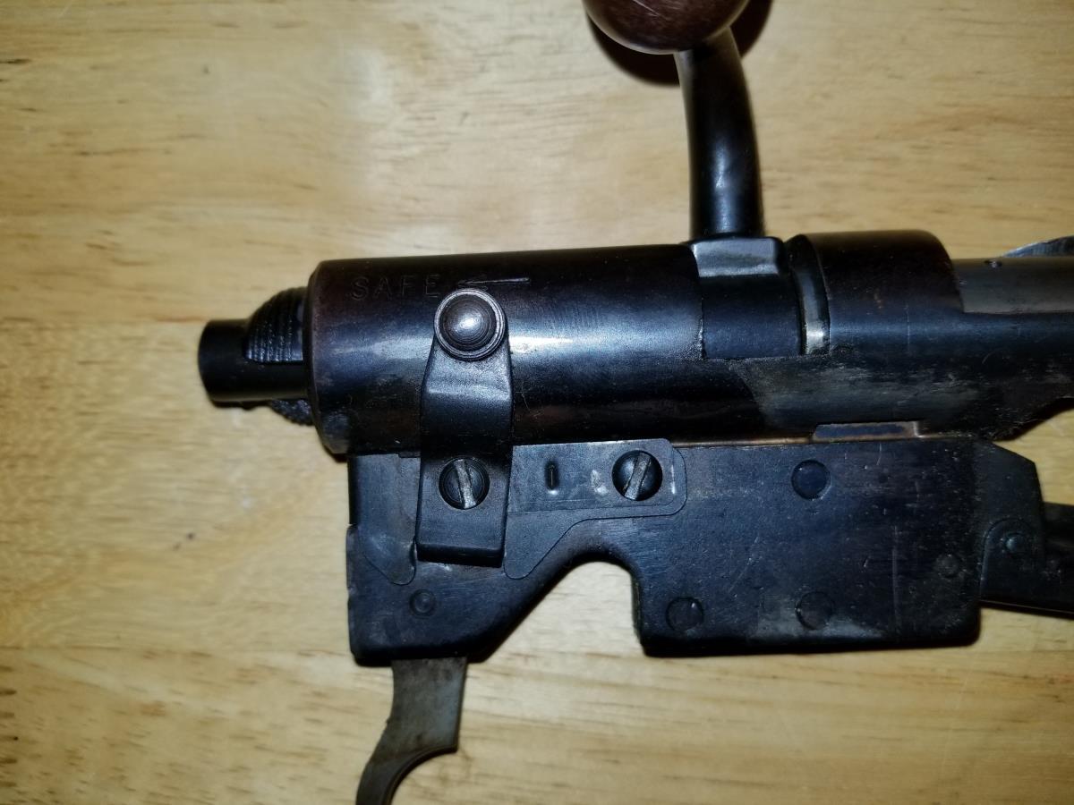H&R Model 348 Gamester safety mechanism Shot Guns Forum | Numrich