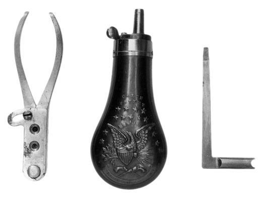 Colt Walker Tools