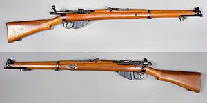 Enfield (Also See SMLE)