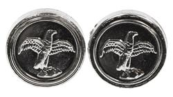 Falcon Bird Grip Medallion Set