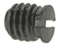 Tang Plug Screw, Rear, New (Threaded 10-32)