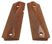Grips, Checkered Walnut (Full-Size)