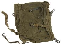 Magazine Carry Bag, Canvas, Original Finnish Military, Used, Good Condition