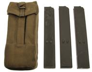 Magazine & Pouch Set, 9mm, 32 Round (A, B)