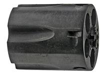 Cylinder Assembly, .38 Spec, Left Thread, Blued
