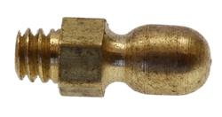 Front Sight Bead, Brass, New (1/8