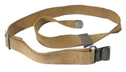 Sling, Danish Contract,Post WWII, Khaki, Used, Good -Color Varies & Most Unmrkd