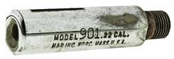 "Barrel, .22 Cal., 2-1/2"", Chrome"