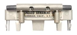 7.62mm NATO (.308) Quick-Release Feed Chute Gun End Fitting