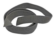 Sling Less Buckles, Black Nylon, GI, Used, Lengths Vary from 30