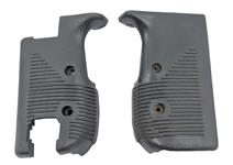 Pistol Grips, Pair w/ Used Original IMI Right Side & New Replacement Left Side