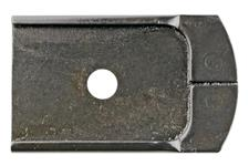 Magazine Floorplate, 15 Shot, Early Style, Metal, Blued, Used Factory -