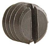 Dummy Screw, Telescope, Large, Coarse (.190 Diameter; 10-28)