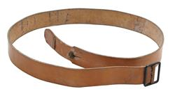 Sling, Tan Leather, Original, Unissued