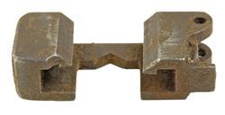 Rear Sight Slide, Stripped, Rifle (w/