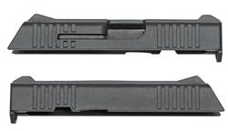 Slide Assembly, 9mm, Matte Black, Alloy w/ Firing Pin, Extractor & 3-Dot Sights