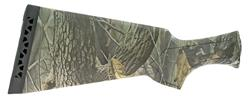 Stock, 20 Ga., Youth, Synthetic, Realtree Hwds HD, Chkrd, Ventilated Recoil Pad