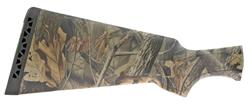 Stock, 12 Ga., Checkered Sides, Realtree Hardwoods HD, Vented Recoil Pad, New