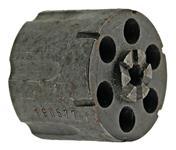 Cylinder, .22 Short, 6 Shot