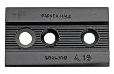 Scope Mount Block, 2 Piece, #19 - Manufactured by Parker Hale w/o Screws