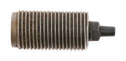 Bolster Drum w/ 1/4x28 Nipple, Outside Thread Diameter .6125
