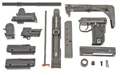 Used Parts Kit w/  Barrel & 25 Rnd Mag