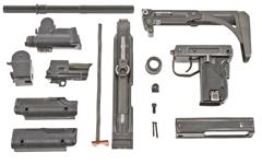 "Parts Kit w/ New 10-1/2"" Barrel (No Magazine)"