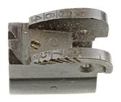 Rear Sight Base, Round Collar Type (For Adjustable Sight)