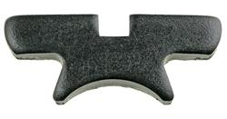 "Rear Sight Blade, New Reproduction, Blued (.090"" Thick)"