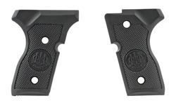 Grips, Black Plastic, New Factory Original