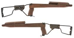 Stock, Paratrooper Style, Non-Folding