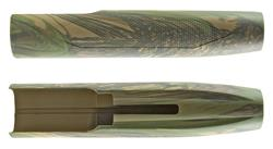 "Forend, Synthetic, Realtree AP, OAL 9"", Fits 6-1/4"" Extension Tubes"