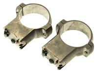 Scope Mount Rings, 30mm, Burris, Silver Safari