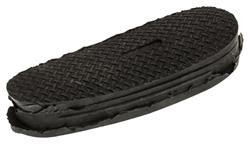 Recoil Pad, Small, Pachmayr, Black (For Uplands)