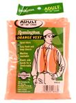 Outdoor Safety Vest, Remington, Adult Size, 38