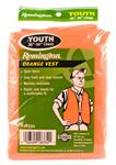 Outdoor Safety Vest, Remington, Youth Size, 26