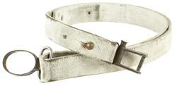 Sling w/ Riveted Strap, Parade (Moderate Cracked and Peeling Paint)