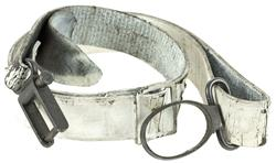 Sling w/ Buckled Strap, Parade (Moderate Cracked and Peeling Paint)