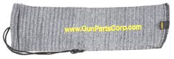 Handgun Sock w/ GPC Web Address, 8""