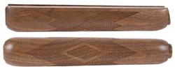 Forend, Walnut, Cut-Checkered, Oil Finish, Diamond on Bottom, OAL 10