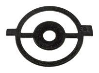 Front Sight Aperture Insert, 3.1, Globe