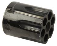 Cylinder, Stripped, .357 Mag, 6 Shot, Counterbored, Blued w/o Gas Ring