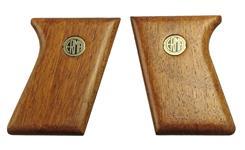Grips, Walnut (w/ Erma Logo)