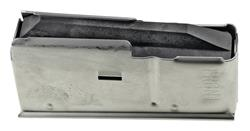 Magazine, 7mm Rem Mag, 3 Round, Stainless, New (Factory)