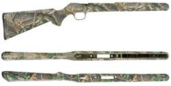 Stock, RH, Synthetic, Realtree Hardwoods Green (Pre-E Series Receiver)