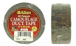 Camouflage Duct Tape, Mossy Oak Forest Floor